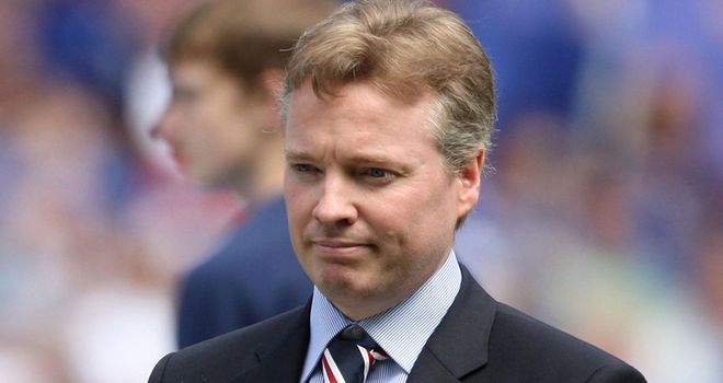 Craig Whyte: Rangers chairman says club had to sell Nikica Jelavic