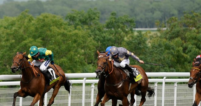 Boom And Bust (l): Battles to victory at Goodwood