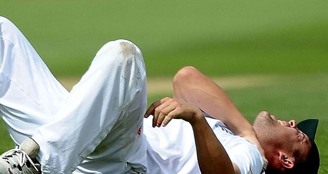 Trott: Ruled out again due to a shoulder injury