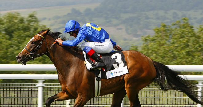 Meeznah: Relished the trip at Goodwood