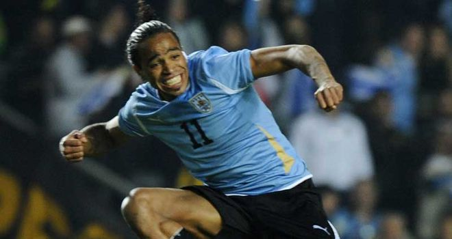 Pereira: Uruguay's match-winner against Mexico