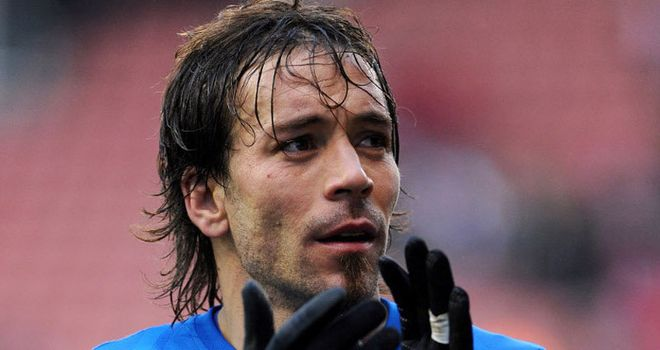 Sandaza: Grabbed two goals for St Johnstone against Livingston