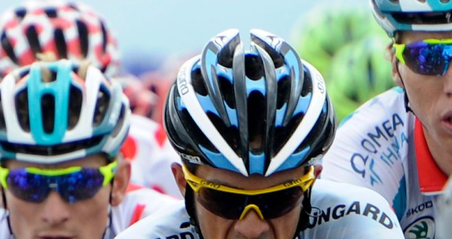 Contador: Wants Tour de France glory