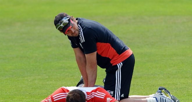Tremlett: Failed in race to be fit for third Test