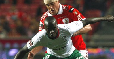 Baba: Celtic have agreed a fee with Maritimo for the Senegalese striker