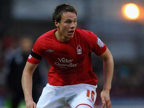 Chris Gunter: Strengthens Reading's defence