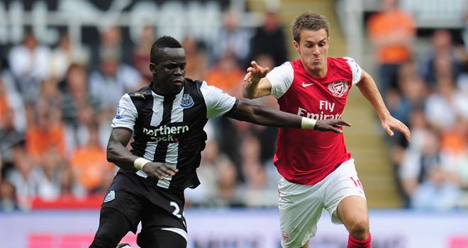 Ramsey: We are pleased with performance against Newcastle