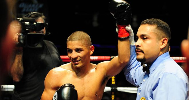 Mares: world champion but should give Agbeko a rematch