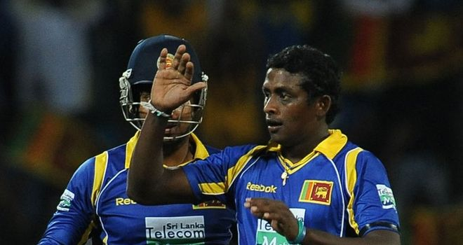 Ajantha Mendis: Selected in 16-man squad to face South Africa