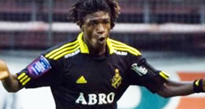 Mohamed Bangura: The AIK man hits early winner for Swedish club