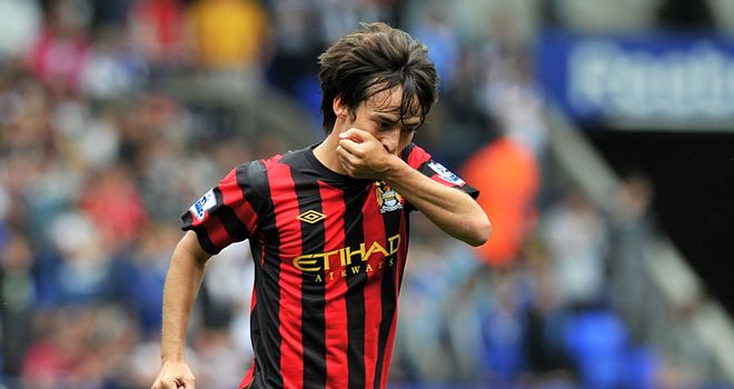 David Silva: Has started the season in breathtaking form for club and country
