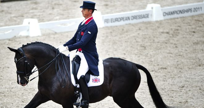 Carl Hester: Looking forward to London 2012