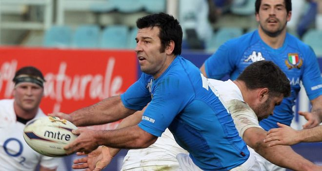 Gower has been called up to Italy's rugby leage