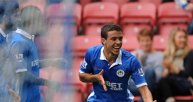 Franco Di Santo: Wigan's striker wants them to do even better this season
