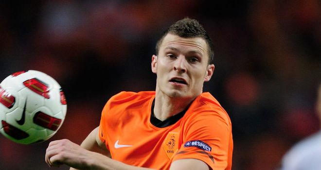 Pieters: Tipped for move and the PSV full-back is wanted by Newcastle