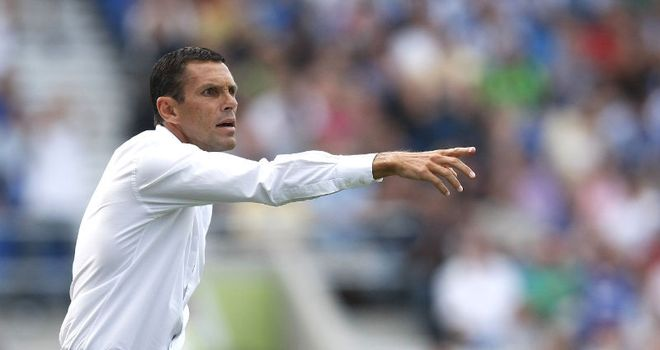 Poyet: Gave credit to Gillingham