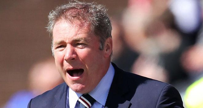 McCoist: Wary his side's lack of discipline could hamper their European progress