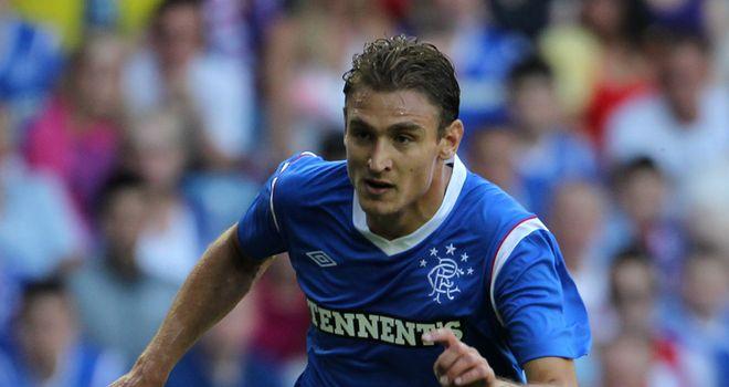 Nikica Jelavic: Striker states his Rangers commitment despite transfer interest