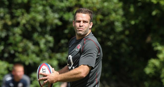 Worsley One Of Five Players To Be Released By England Manager Martin Johnson
