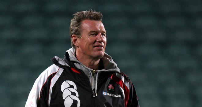 John Kirwan: New Blues head coach