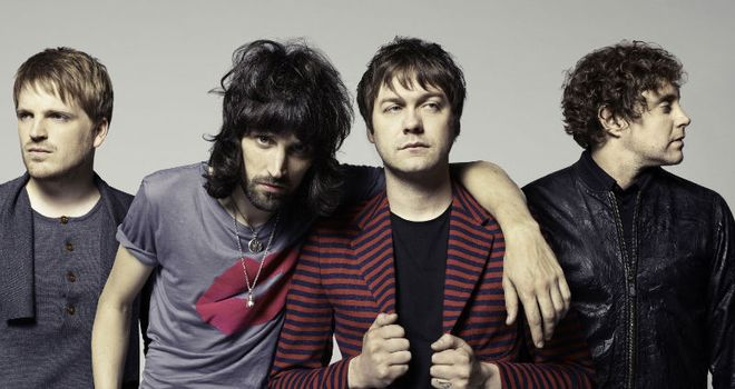 Kasabian: The band have a new single and album out in September