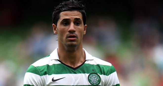 Beram Kayal: Was stretchered off in the closing stages of the 1-0 victory over Rangers last month