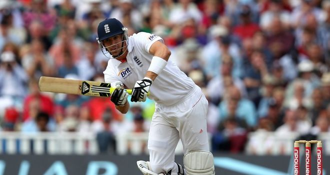 Pietersen: wants England to match the great Australia and West Indies sides of the past
