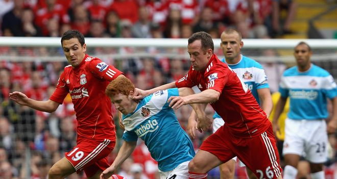 Colback: Insists confidence at the Stadium of the Light has not been knocked