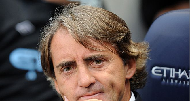 Mancini: Has Nasri, De Jong and Richards available this weekend