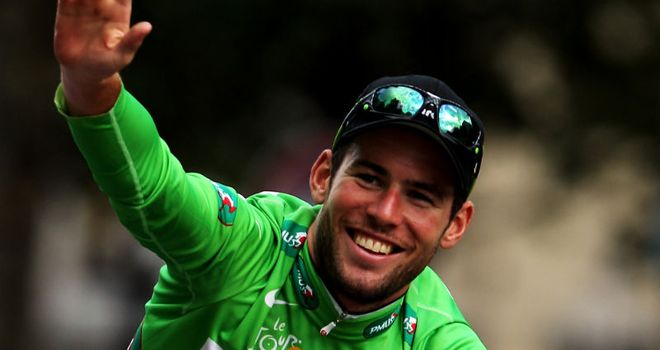 Cavendish: Will compete on the Olympic road course