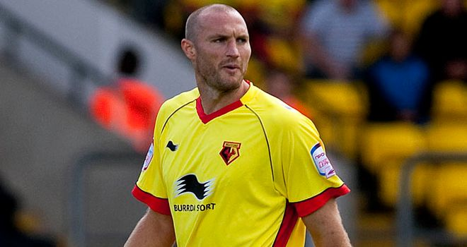 Martin Taylor: Watford defender facing spell out with collarbone injury