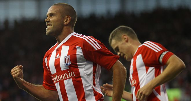 Matthew Upson: Has played every minute of Stoke's Europa League action since joining from West Ham