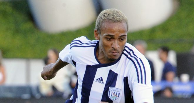 Odemwingie: Intends to remain with West Brom