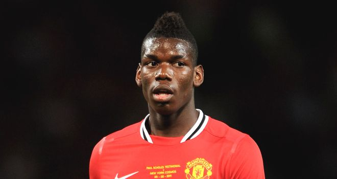 Paul Pogba: Found the waiting game at Old Trafford a frustrating experience