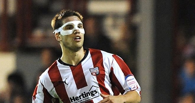 Balkestein: Has joined Rochdale on loan after failing to feature for Brentford so far this season