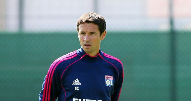 Remi Garde: Set to leave Lyon at the end of the season
