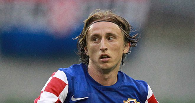 Modric: Already the subject of two failed bids from Chelsea this summer