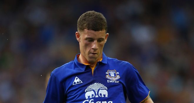 Ross Barkley: Teenager signed a long-term contract last year