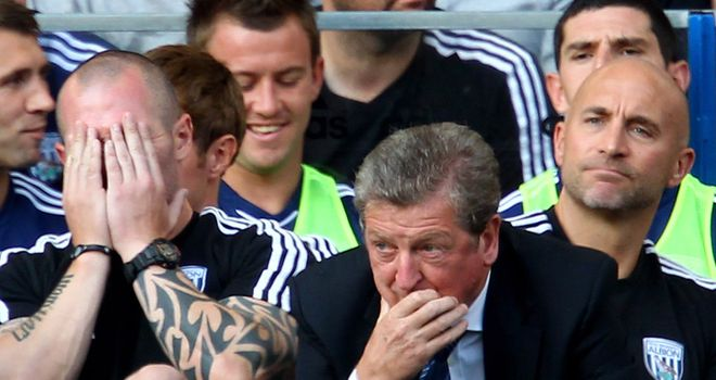 Hodgson: Grabs a point against his old club Fulham