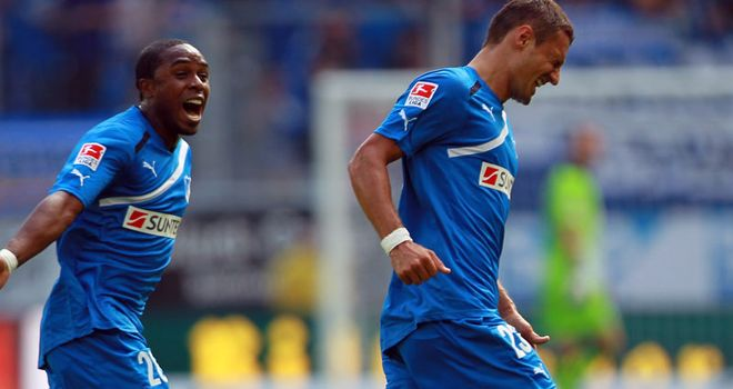 Sejad Salihovic: Found the net for Hoffenheim