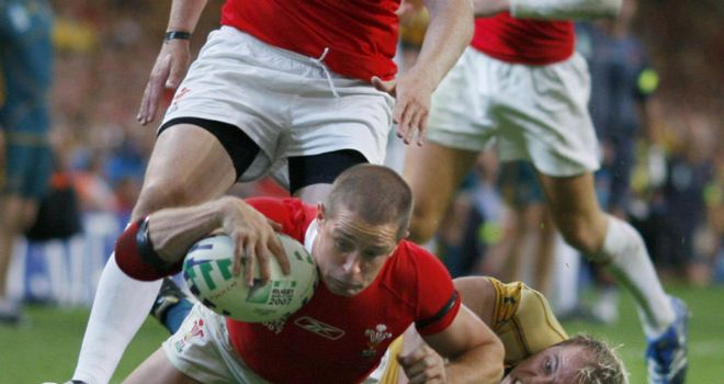 Shane Williams: Set to win 82nd cap