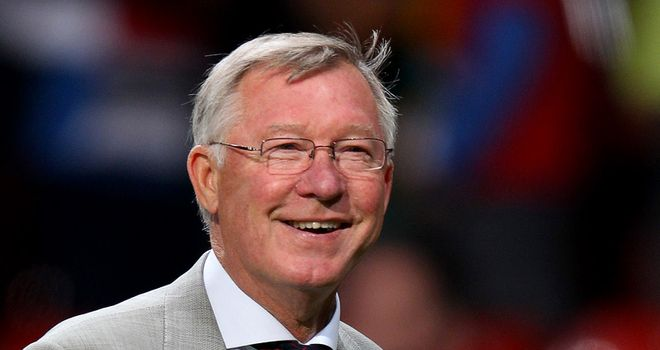 Ferguson: Admits he is going to have a selection dilemma when Manchester United's strikers are all fit