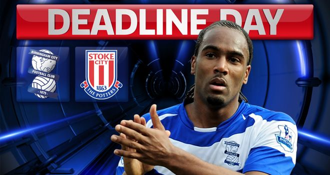 Jerome: Signed for Stoke on transfer deadline day