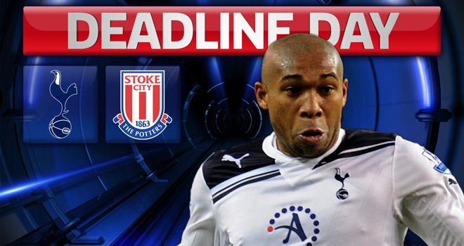 Palacios: Desperate to play following his move to Stoke