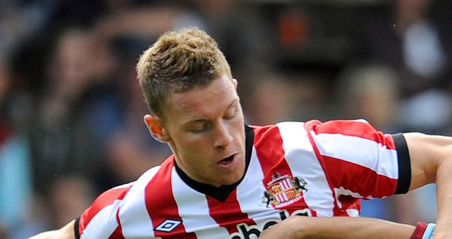 Wickham: Looking for more playing time at the Stadium of Light