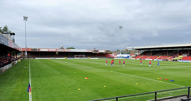 Bootham Crescent: Embark on first season in Football League