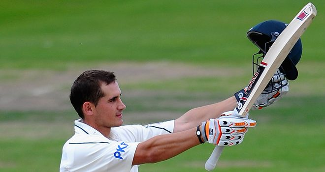 Alex Hales: Staying at Trent Bridge