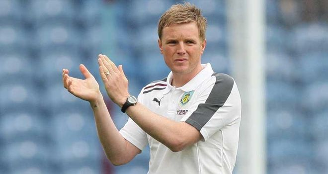 Eddie Howe: Happy with Burnley's character, attitude and team spirit after win