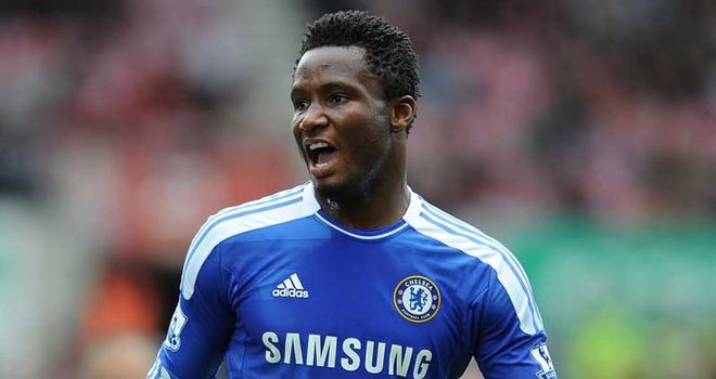 John Obi Mikel: No move to Russia for the Chelsea midfielder