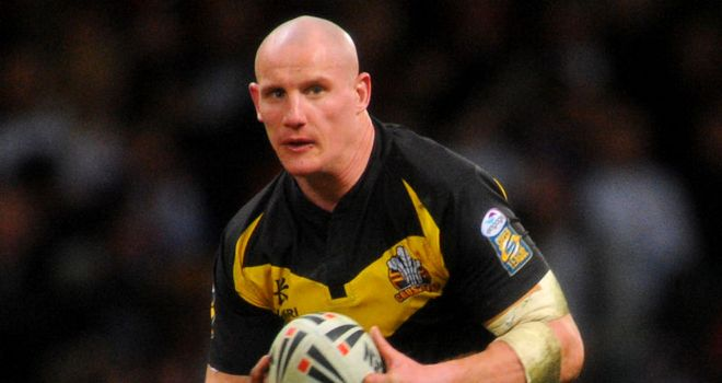 Moore: started at Leeds before playing for Bradford, Leigh, Wakefield and Crusaders